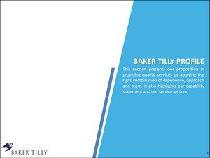 Baker Tilly Profile with outline